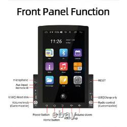 10.1'' 2DIN Bluetooth Android 10.1 Wifi 1G+16G Car Stereo Audio Radio GPS Player