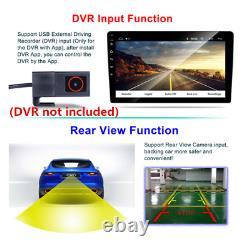 10.1in 2DIN Android 8.1 Car GPS Stereo Radio MP5 Player Touch Screen Bluetooth