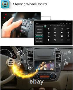 10 Double 2 Din Android 9.1 Car Stereo Radio GPS Nav Mirror Link WiFi 3G/4G OBD