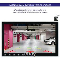 10 inch 1DIN HD Navigation Android Car MP5 Player Touch Screen Wifi FM Reverse