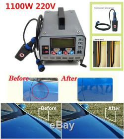 1100W 6A Heater Machine Hot Box Car Removing Paintless Dent Repair Tool Kit