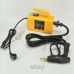 110V 1700W Portable Home Car Steam Cleaner Handheld Steam Cleaning Machine -USA