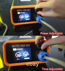 110V Upgraded Auto Car Paintless Body Dent Repair Tool Induction Heater Hot Box