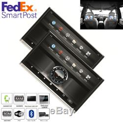 12.5 4K Car Headrest Touch Monitor Android Octa-Core Wifi HDMI Input FM Radio 2