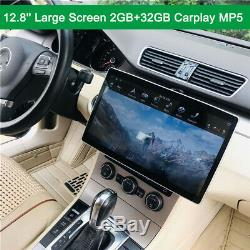 12.8'' Android 8.1 2+32GB Multimedia Radio MP5 Navigation GPS Bluetooth Player