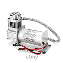 150 PSI Air Compressor for Car Truck Train Horns Bag Suspension with 1/4'' Hose