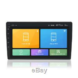 1 Din Adjustable Android 8.1 10.1 Quad-core RAM 1GB ROM 16GB Car Stereo Radio