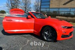 2020 Chevrolet Camaro CONVERTIBLE 2SS -EDITION(ALL OPTIONS)
