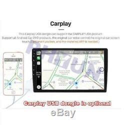 2DIN 10 Android Touch Pad Car Stereo Radio MP5 GPS Navigation 2GB+16GB 3G 4G BT