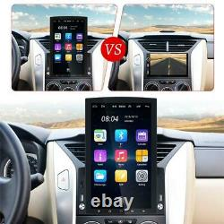 2Din Android 10.1 9.7 Car Stereo Radio GPS Bluetooth Player Mirror Link Camera