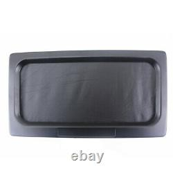 2x Car USA License Plate Frame Shutter Blinds Roller Invisible Number with Remote