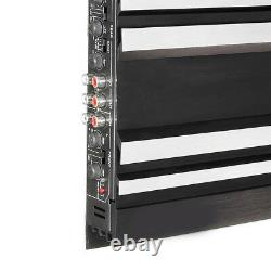 5800W 4 Channel Auto Car Amplifier Stereo Audio Speaker Amp For Subwoofer Superb