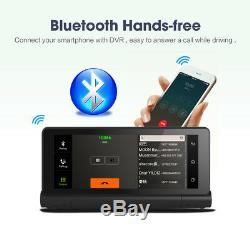 6.86Touch Screen Android 4G Wifi Bluetooth Car DVR GPS NAV Dual Camera Recorder