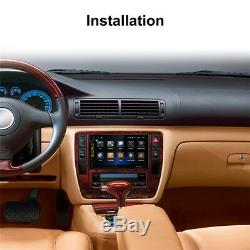 7 2 DIN Android 6.0 FHD TFT Car Radio MP5 Player Built-in Wifi GPS Navi FM/RDS