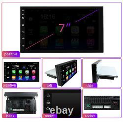 7 2 Din Android Car Touch Screen MP5 Player Stereo Radio GPS Navigation Wifi