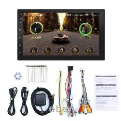 7'' Car MP5 Player Touch Screen GPS Radio Stereo FM USB WIFI for iOS / Android