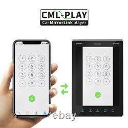 9.5 Android 10.1 Bluetooth Radio Player Car Touch Screen Navigation Mirror Link