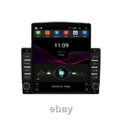 9.7'' 1DIN Android 9.1 Car Stereo Radio GPS MP5 Multimedia Player 1+16GB Wifi