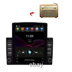 9.7'' 1DIN Android Car Stereo Radio GPS MP5 Player Multimedia Kit Wifi Hotspot