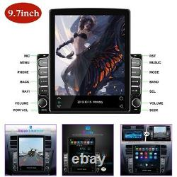 9.7 Inch Double 2Din Car Stereo Radio Android GPS Wifi Touch Screen FM Player