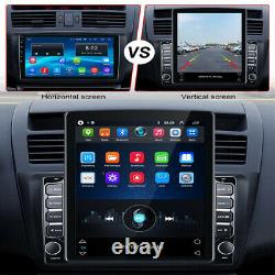 9.7 Vertical Screen 2.5D Explosion-Proof Car MP5 Player Android 8.1 Navigation