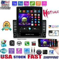 9.7inch 2 DIN Android Car Wifi GPS FM USB MP5 Player Touch Screen Stereo Radio