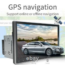 9 Android 9.1 Double 2Din HD Car Radio Stereo Multimedia Player GPS Wifi FM/AUX