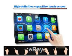 9 Car GPS 1080P Double 2Din Touch Stereo Radio Player RAM1G ROM16G Custom Fit