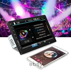 9'' Single DIN HD Touch Screen Car Stereo In Dash MP5 Player FM Radio Bluetooth