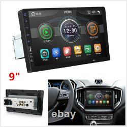 9inch 1Din HD Touch Screen Car Radio Stereo Mirror Link Multimedia MP5 Player
