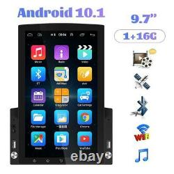 Android 10.0 HD 9.7inch 2DIN Car Stereo Radio Player WIFI GPS Mirror Link OBD