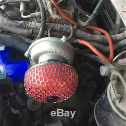 Car Electric Turbo Turbocharger Air Filter Intake Improve Speed Fuel Saver US