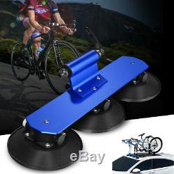 Cycling Car Truck Rack Roof Mount Bicycle Fork Stand Holder for MTB Road Bikes