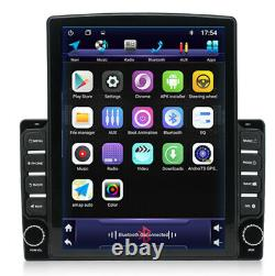 Double 2 DIN Android 9.1 Car Stereo Radio 9.7 HD MP5 Player GPS Navi DAB OBD2