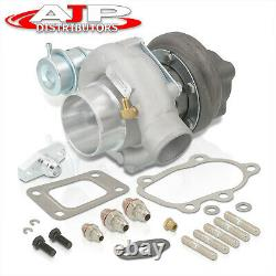 GT2871R Ball Bearing Turbo Charger Wastegate. 64 A/R For Universal T25 Flange