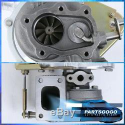 Gt3076R Turbo Charger Replacement 4 Bolt Flange Is300 Is350 Sc300 Sc400 Nsx Rsx