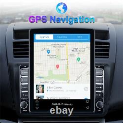 HD Touch Screen Android 9.1 Car Stereo GPS Navigation Radio Player 4G WIFI 9.7