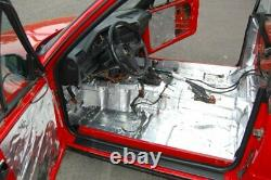 Heat Shield Sound Deadening Material Car Noise Insulation Foam Backed withAdhesive