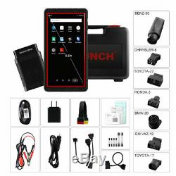 LAUNCH X431 Pro MINI Actuator Test Bidirectional Scanner All System Diangnostic