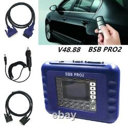 Newest SBB PRO2 V48.99 Key Programmer Tool No Token Limitated Support Car 2017