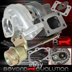T25/28 WithInternal Wastegat 250+Hp. 64 A/R Turbo/Turbocharger Compressor Boost