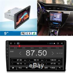 Universal Android 8.1 1080P Touch Screen Octa-Core Car Stereo Radio GPS Wifi 4G