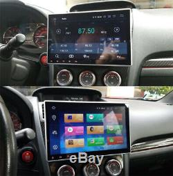 Universal Android 9.1 Car Stereo Radio GPS 9 Adjustable Screen 1Din Quad Core