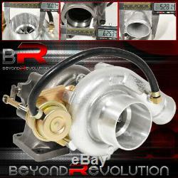 Universal T3/T4 T04E Hybrid Turbo Charger 2.5 Vband Jdm With Internal Wastegate