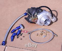 V-band T3/t4 T04e Turb0charger Stage 3 Turbo 450+ Mustang Corba Gt Svt 4.6l 5.0l
