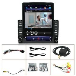 Vertical Screen 9.7In Car MP5 Player BT Stereo FM Radio Android 9.1 GPS Sat NAV