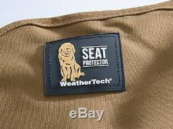 WeatherTech Bucket Seat Protector in Charcoal SPB002CH for Trucks Cars SUVs